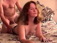 MILF LIKES TO WATCH HERSELF GETS ASSFUCKED AND FACIALED