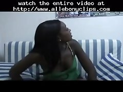 Sexy college sex with black amateurs black ebony cums
