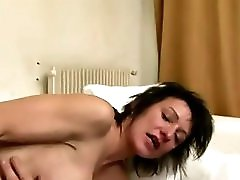 Mom's best anal was in Paris