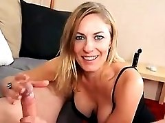 Beautiful milf is unhappy