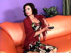 HD MILF Devours Red Hot Teen s Pussy