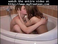 Russian teens in love teen amateur teen cumshots swallo