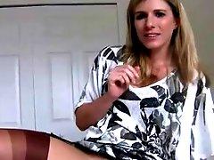Fit Blonde POV Mum Roleplay 1