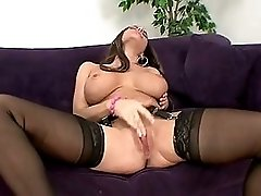 Super pussy big breast