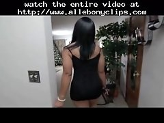 Sexxy strippers & ass black ebony cumshots ebony sw