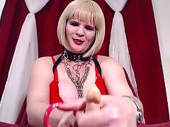 Mean mistress tiny dick joi SPH