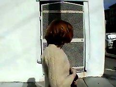 English Girl Flashing In Public BVR