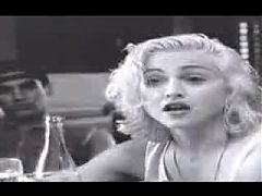 Madonna Truth or Dare Deepthroating