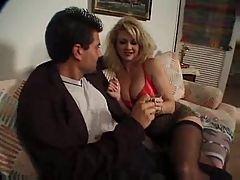 Hot MILF Cougar Raquel Devine Classic Hooker Scene