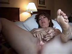 Awesome mature lady