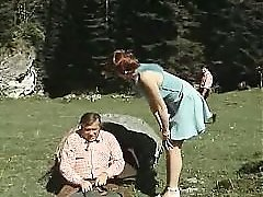 Eva Gross Urlaubsgrusse aus dem Unterhoschen 1973