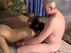 Grandpa gets laid