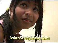 Asian Asshole Anal Bum Sucker