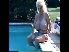 Pool Striptease Vintage