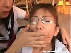 SDDO 056 Japanese Teacher Cum Drinking Bukkake