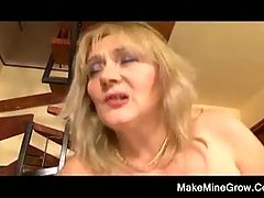 Hot Mature Eva Fucked From Behind And Screwed In Her Ass