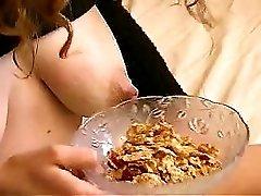 Milking whore get fun