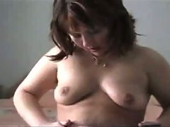 She squirts for her husband