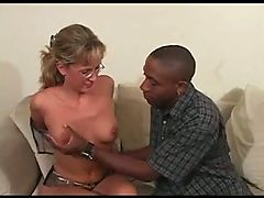 Tanned MILF Creampie
