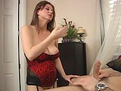 Sara Stone gets it in bed