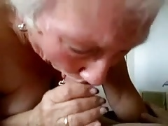 Granny Giving Oral