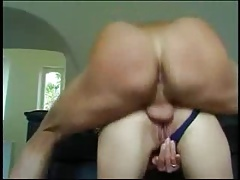MILF in latex picked up and analized