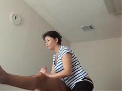Mature Woman Massage
