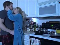 Stepmom & Stepson Affair 84 In The Dark With Mommy