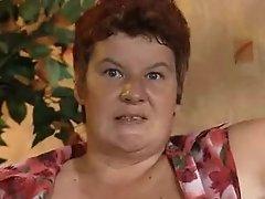 German Pierced Mature Getting Fucked