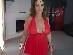 Sexy mom fuck as a doll