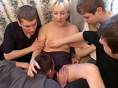 Irina and 4 thiefs 2