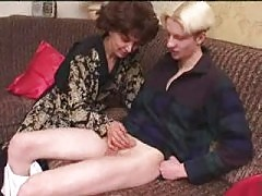 Hot Auntie With Boy 015
