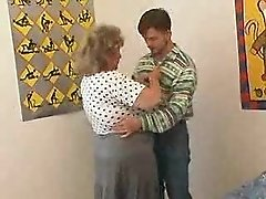 Young Man with a Granny