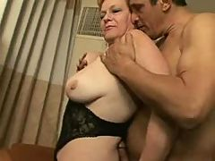Horny mommy