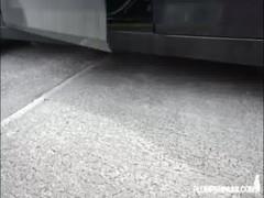 Slutty BBW MILF Sienna Hills Cruises Hood for some Cock