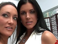 Michelle Lay And India Summer Threesome