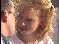 Amazing teen Jamie Lynn Hartt gets pussy fucked
