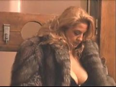 Mistress in Furs