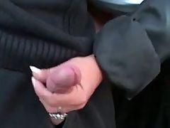 Strassen Schlampen 3 Silke