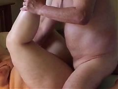 BBW Wife Clair Fucking Her Slowly