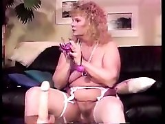Mature blonde shablee dildos 3