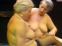 Granny Lesbian Love