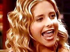 Sarah Michelle Gellar Tongue Talent