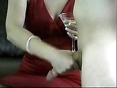 Mistress gives slave a challenge