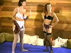 More Retro Naked Wrestling requested