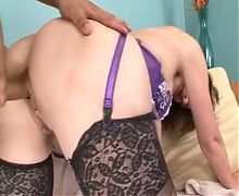 Older lady fucked good
